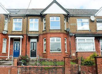3 bed terraced house for sale in Glanwern Terrace, Pontypool NP4