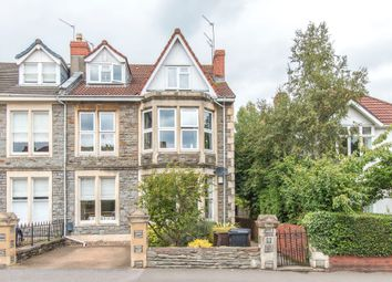 Thumbnail 2 bed flat for sale in Howard Road, Westbury Park, Bristol