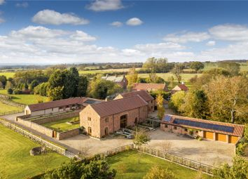Thumbnail 6 bedroom detached house for sale in Yafforth, Northallerton, North Yorkshire
