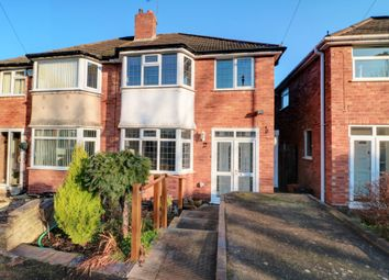 Rutherford Road, Erdington, Birmingham B23. 3 bed semi-detached house for sale