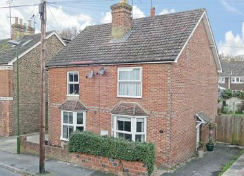 Thumbnail 3 bed semi-detached house for sale in Spencers Road, Horsham