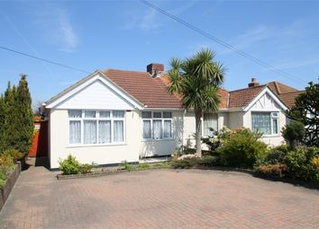 Thumbnail 3 bed semi-detached bungalow for sale in Kingston Road, Ashford, Surrey