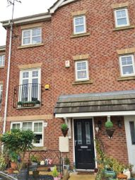 Thumbnail 4 bed town house for sale in Ellesmere Green, Eccles, Manchester