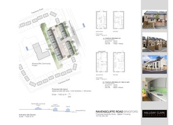Thumbnail Land for sale in Gateway Centre Land, Ravenscliffe Avenue, Ravenscliffe, Bradford