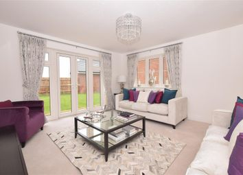 Thumbnail 5 bed detached house for sale in Shopwyke Road, Shopwyke Lakes, Chichester, West Sussex