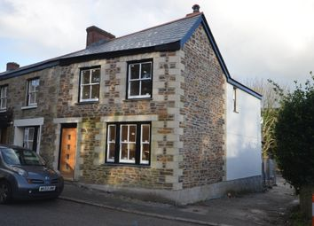 Thumbnail 3 bed end terrace house for sale in High Street, Chacewater, Truro