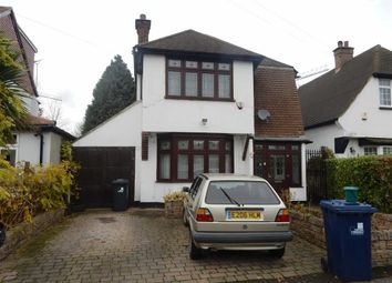 Thumbnail 3 bed detached house for sale in Shaftesbury Avenue, Southall, Middlesex