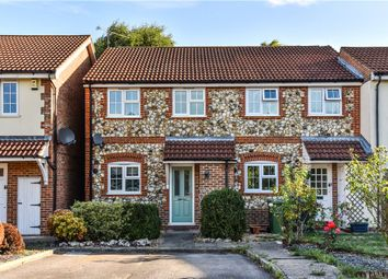 Thumbnail 3 bed end terrace house for sale in Barn Field, Yateley, Hampshire