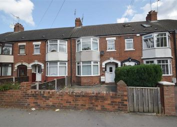 Thumbnail 3 bed terraced house to rent in Willerby Road, West Hull
