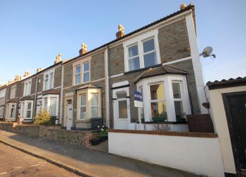 Thumbnail 3 bed end terrace house for sale in Glen Park, St. George, Bristol