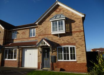 Thumbnail 3 bed semi-detached house for sale in Fulbeck Close, Fulford Grange, Hartlepool