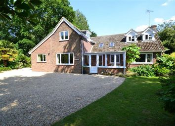 Thumbnail 4 bed detached house for sale in Ashford Hill Road, Headley, Berkshire