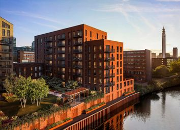 Thumbnail 2 bed flat for sale in Snow Hill Wharf, Shadwell Street, Birmingham City Centre, Birmingham