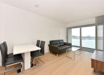 No. 1 Upper Riverside, 18 Cutter Lane, Greenwich, London SE10. 1 bed flat for sale