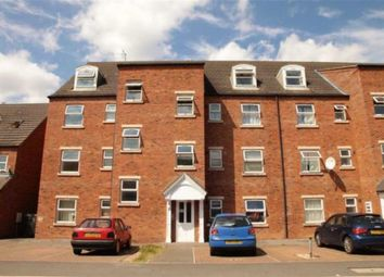 Thumbnail 2 bed flat for sale in Witham View, Fairfax Street, Lincoln