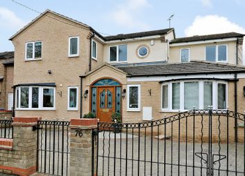 Thumbnail 5 bed detached house for sale in High Street, Swavesey, Cambridge