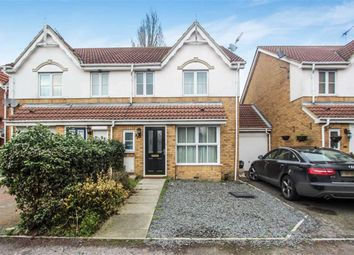 Thumbnail 3 bed semi-detached house for sale in St. Teresa's Close, Basildon, Essex