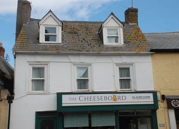 Thumbnail 1 bedroom maisonette to rent in High Street, Sidmouth