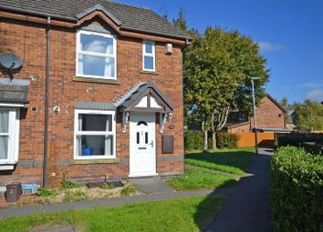 Thumbnail 2 bed terraced house to rent in Modern House, Lindbergh Close, Newport