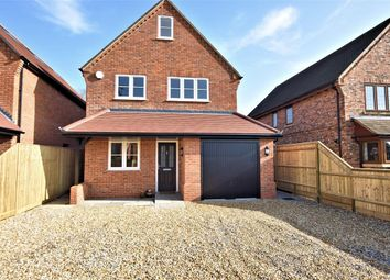 Thumbnail 4 bedroom detached house for sale in Clares Green Road, Spencers Wood, Reading
