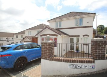 4 bed detached house for sale in Moat Park, Eggbuckland, Plymouth PL6