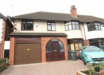 Thumbnail 5 bed semi-detached house for sale in Rotton Park Road, Edgbaston, Birmingham