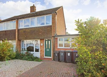 Thumbnail 4 bed end terrace house to rent in Rhodaus Close, Canterbury