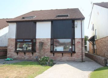 Thumbnail 2 bed semi-detached house for sale in Francis Road, Barry