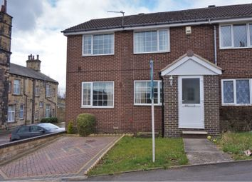 Thumbnail 4 bed semi-detached house to rent in Hough End Lane, Leeds