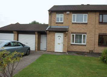 Thumbnail 3 bed semi-detached house to rent in Keepers Lane, Ingleby Barwick, Stockton-On-Tees