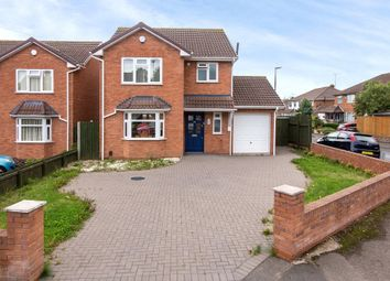 Thumbnail 3 bed detached house for sale in Highfield Lane, Quinton