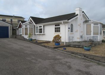 Thumbnail 2 bed mobile/park home for sale in Mountlea Country Park (Ref 5212), Par, St Austell, Cornwall