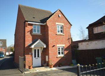 3 bed detached house for sale in Old Church Road, Enderby, Leicester LE19