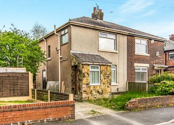 Thumbnail 3 bedroom semi-detached house for sale in Chapel Field Road, Denton, Manchester