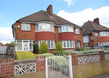 3 bed semi-detached house for sale in East Acton Lane, London W3
