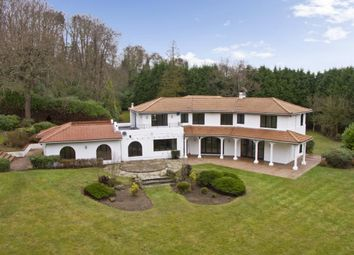 Thumbnail 7 bed detached house to rent in East Road, St Georges Hill, Weybridge