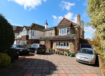 Thumbnail 4 bed detached house for sale in Harefield Avenue, Cheam, Sutton