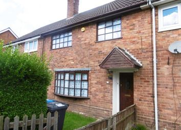 Thumbnail 3 bedroom terraced house for sale in Lamb Crescent, Wombourne, Wolverhampton