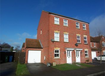 Thumbnail 3 bed semi-detached house for sale in King Road, Warsop, Mansfield, Nottinghamshire