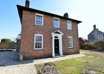 Thumbnail 4 bed detached house for sale in Castle, Bimport, Shaftesbury