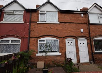 Thumbnail 3 bedroom terraced house to rent in Jellicoe Street, Langwith, Mansfield