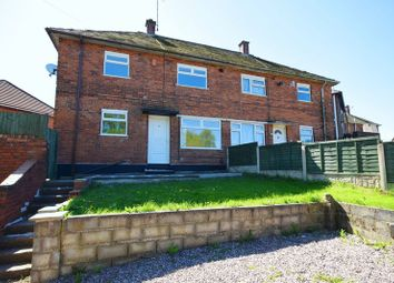 Thumbnail 3 bedroom semi-detached house for sale in Chelmsford Drive, Bentilee, Stoke-On-Trent