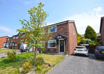 Thumbnail 2 bed semi-detached house for sale in Dovestone Crescent, Dukinfield