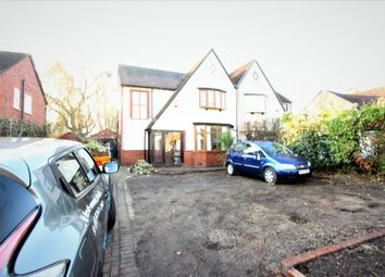 Thumbnail 3 bed semi-detached house to rent in Finney Lane, Heald Green, Cheadle
