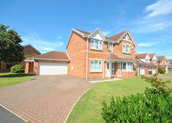4 bed detached house for sale in Tickhill Way, Rossington, Doncaster DN11
