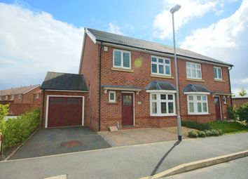 Thumbnail 3 bed semi-detached house for sale in Dorset Drive, Buckshaw Village, Chorley