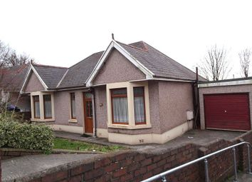 Thumbnail 4 bed bungalow for sale in Penycae Road, Port Talbot, Neath Port Talbot.
