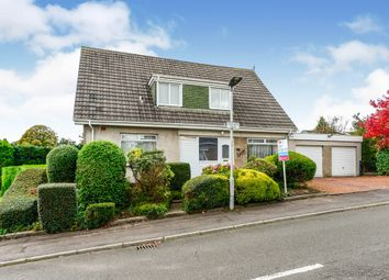 Thumbnail 4 bed detached house for sale in Kilmahew Drive, Cardross, Dumbarton