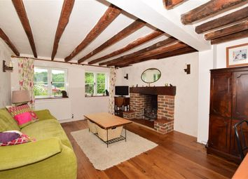 Thumbnail 2 bed semi-detached house for sale in The Green, Dunsfold, Godalming, Surrey