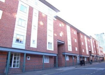 Thumbnail 1 bed flat to rent in Gas Street, Birmingham